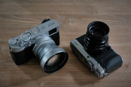 TCL 33mm F2 vs XF35mmF2.