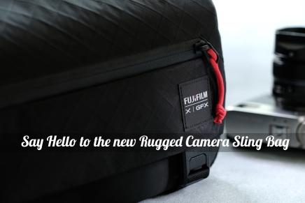MOMENT Rugged Camera SlingBag