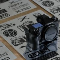 GFX100S. My dream camera.