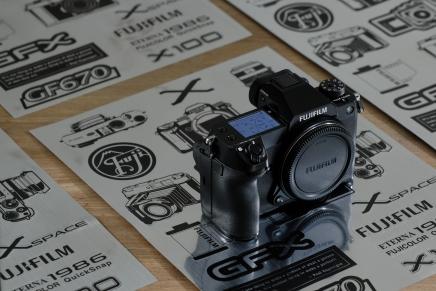 GFX100S. My dreamcamera.
