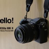 GFX 50S MK ll.
