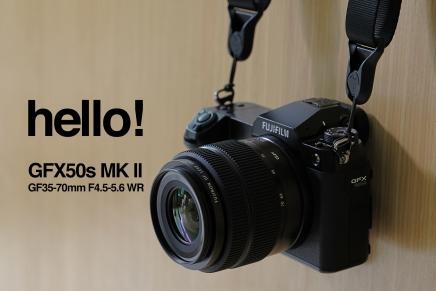 GFX 50S MKll.