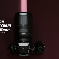 Super Zoom. Tamron 18-300mm.