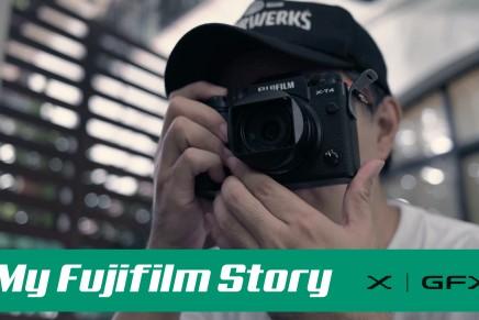 My Fujifilm Story
